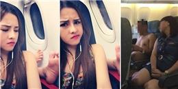 'Ngán ngẩm' với muôn kiểu hành xử vô ý thức trên những chuyến bay