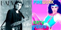 Fan mê mẩn loạt hit USUK remix phong cách thập niên 80 hay không tưởng