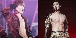 yan.vn - tin sao, ngôi sao - Những màn khoe cơ bụng đầy quyến rũ của các nam thần Kpop