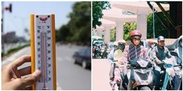 Bắc Bộ nắng nóng đỉnh điểm, Hà Nội chạm ngưỡng 40 độ C