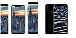 'Choáng ngợp' với thiết kế cuối cùng của iPhone 8