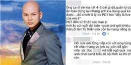 Fan tiết lộ sự thật đằng sau vụ Phan Đinh Tùng đi trễ, bắt nạt đàn em