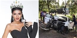 Hoa hậu Thái Lan tử vong vì tại nạn xe chỉ 4 ngày sau khi đăng quang