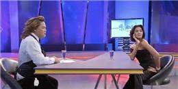 """Full chương trình talkshow HLV Lukkade """"chê"""" The Face Việt"""