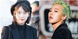 yan.vn - tin sao, ngôi sao - G-Dragon cười xấu hổ trong phần giao lưu với IU