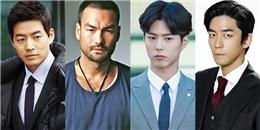 """Những anh chàng phản diện """"ngầu"""" nhất phim Hàn"""