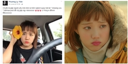 Phương Ly gây bão vì quá giống Kim Bok Joo trong Tiên nữ cử tạ