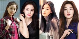 Ngắm 9 'tượng đài nhan sắc' Hàn Quốc đẹp 'bất chấp' thời gian