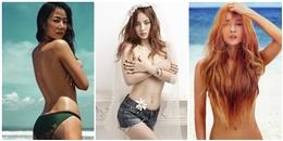 'Bỏng mắt' với ảnh 'bán nude' của 8 mĩ nhân xứ Hàn