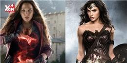 """Điểm danh những """"chị đại"""" bá đạo của dòng phim siêu anh hùng"""