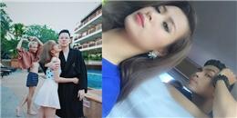 Khi sao Việt nhiệt tình 'phá ảnh' của đồng nghiệp một cách hài hước