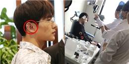 yan.vn - tin sao, ngôi sao - Chấn thương tai phải, Dương Dương phải nhập viện làm phẫu thuật?