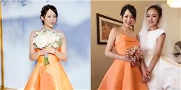 yan.vn - tin sao, ngôi sao - Bắt được hoa cưới bạn thân, Trần Kiều Ân háo hức khoe khắp mạng xã hội