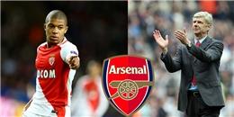 PSG sẵn sàng phá kỷ lục thế giới nhưng Mbappe muốn về Arsenal