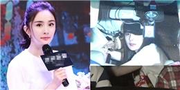 yan.vn - tin sao, ngôi sao - Về sinh nhật con nhưng xa cách chồng, Dương Mịch lại bị đồn li hôn?