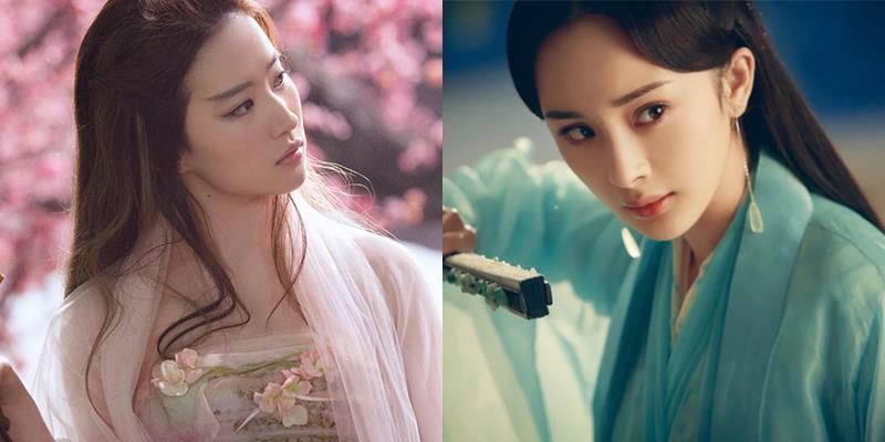 Tranh cãi danh sách tứ đại mỹ nhân cổ trang Trung trong mắt người Hàn