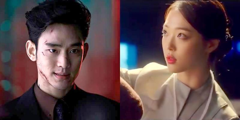Quá nhiều cảnh nóng, bom tấn của Kim Soo Hyun và Sulli bị gắn mác 19+