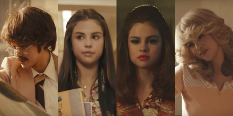 """Một mình """"cân"""" 4 vai trong MV mới, Selena Gomez giả trai vẫn đáng yêu"""