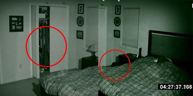 """Đặt camera phòng ngủ, người đàn ông rợn người khi phát hiện """"kẻ thứ 3"""""""