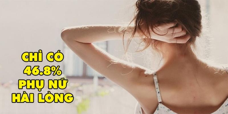 Những điều phụ nữ giấu kín về nhu cầu tình cảm riêng tư