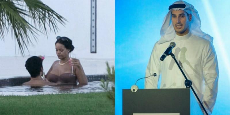 """Rihanna hẹn hò cùng """"soái ca"""" thừa kế tập đoàn lớn nhất thế giới"""