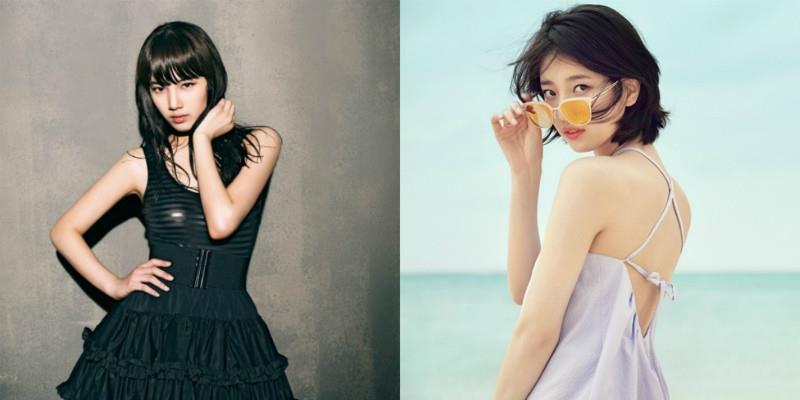 Nhìn lại nhan sắc ngày càng hoàn hảo của nữ thần Suzy qua từng năm