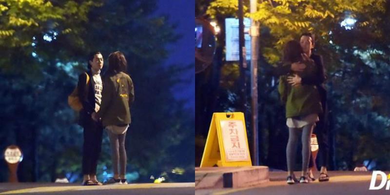 yan.vn - tin sao, ngôi sao - Sooyoung (SNSD) bịn rịn chia tay bạn trai như đóng phim tình cảm