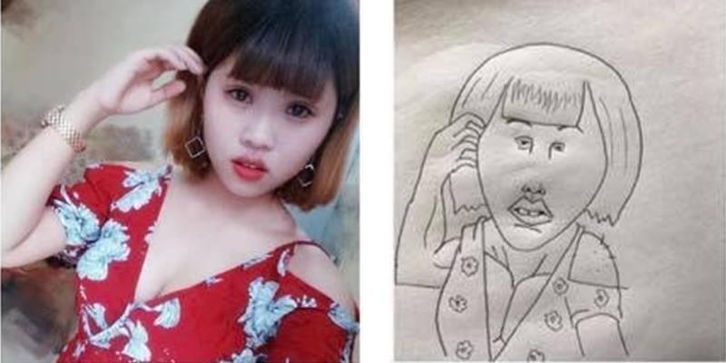 Cười ngất với tài năng vẽ tranh siêu lầy của bạn trẻ Việt