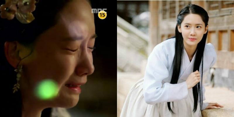 """Khóc nức nở, """"mỹ nhân cổ trang"""" Yoona vẫn đẹp xuất thần trong phim mới"""