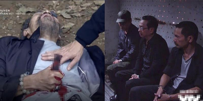 Người phán xử tập 26: Lê Thành đâm Thế Chột, bộ sậu Phan Thị đi tù