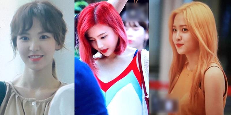 Rần rần đổi màu tóc, Red Velvet rục rịch cho màn trở lại hoành tráng