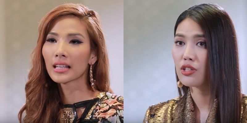 """The Face tập 2: Netizen chê Hoàng Thùy """"chợ búa"""", ủng hộ Lan Khuê"""