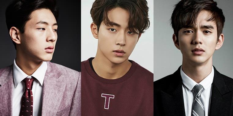 8 hoàng tử màn ảnh thế hệ mới của phim Hàn