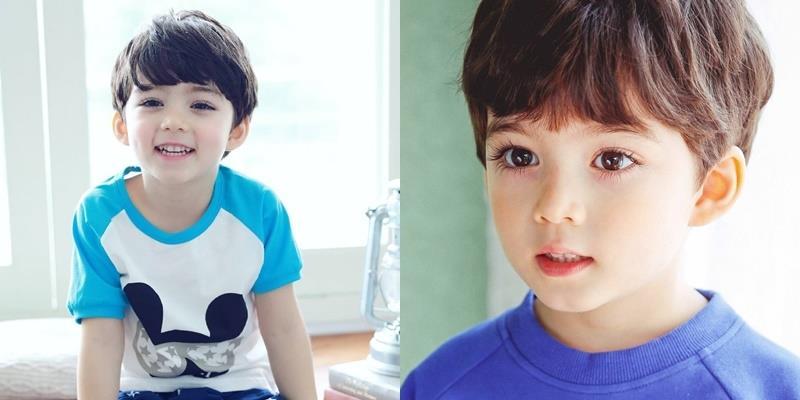 """Đối thủ của """"cậu bé thiên thần"""" Mason càng lớn càng vô cùng xinh trai"""