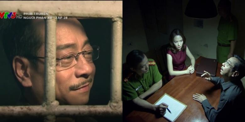 Người phán xử tập 28: Giả điên ra tù, Phan Quân quyết xử Thiên Long
