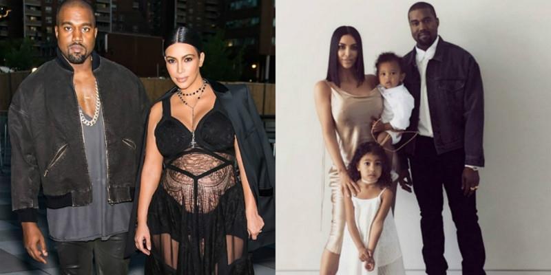 Kim Kardashian chi hơn 1 tỷ VNĐ thuê người mang thai hộ con thứ ba