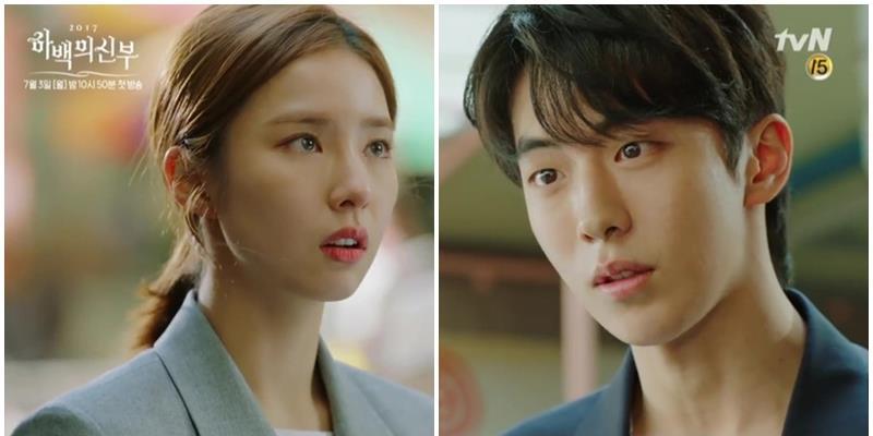 """Tung teaser tập 1, Cô Dâu Thủy Thần bị """"ném đá"""" vì """"vừa điên vừa đơ"""""""