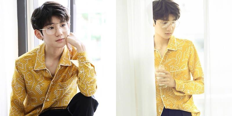 """Biến hóa với style khác lạ, Vương Nguyên trở thành """"ông chú gợi cảm"""""""