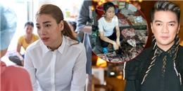 Khi lòng tốt của sao Việt bị chỉ trích, ném đá
