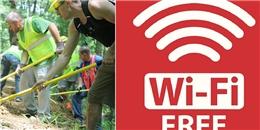 22.000 người suýt phải đi ''thông cống'' vì ''lỡ xài chùa'' Wifi