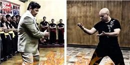 Cao thủ Vịnh Xuân không được đấu với Chưởng môn Nam Huỳnh Đạo vì không xứng tầm?