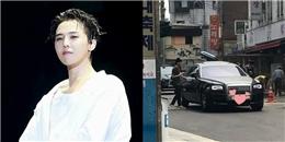 yan.vn - tin sao, ngôi sao - Thích thú với loạt ảnh G-Dragon lái xế hộp chục tỉ đi… ăn bánh gạo