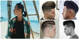 Những kiểu tóc nam gây sốt mùa hè 2017