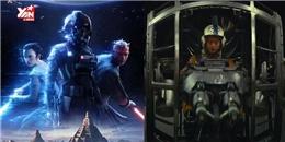 Lộ diện cảnh Ngô Thanh Vân xuất hiện chớp nhoáng trong Star Wars: The Last Jedi