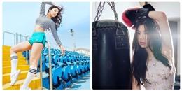 Bất ngờ với vẻ đẹp cá tính của Katleen Phan Võ, con gái chưởng môn Vịnh Xuân