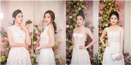 """yan.vn - tin sao, ngôi sao - Dàn Hoa hậu Việt khoe sắc """"nghiêng nước, nghiêng thành"""""""