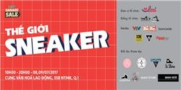 Bạn đã biết Garage Sale lớn nhất dành cho các tín đồ Sneaker chưa?