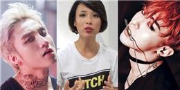 yan.vn - tin sao, ngôi sao - Đi xem G-Dragon, MC Thùy Minh lại liên tưởng đến Sơn Tùng M-TP