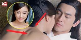 Fan bắt giò: Người đè lên Lâm Canh Tân trong cảnh nóng Sở Kiều Truyện là đàn ông