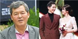 yan.vn - tin sao, ngôi sao - Song Joong Ki, phía sau thành công là sự ủng hộ hết lòng của người bố